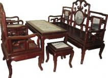 Salon gỗ SLG-009